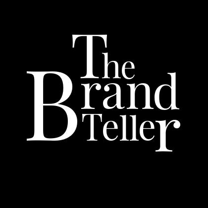 The Brand Teller Logo